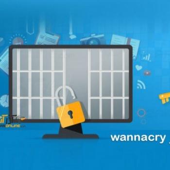 حذف ویروس wannacry